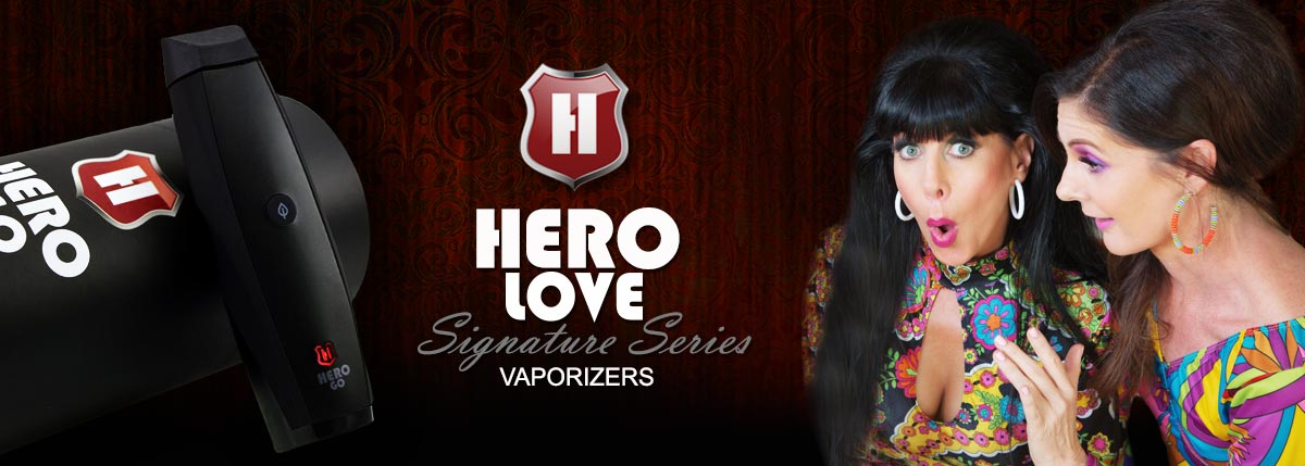 Vaporizers By HERO LOVE